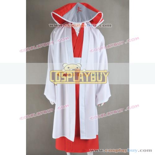 Naruto Cosplay Sarutobi Hiruzen Costume