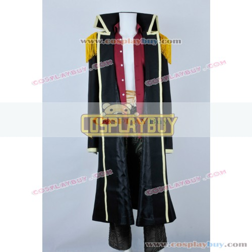 One Piece Cosplay Marshall D. Teach Costume