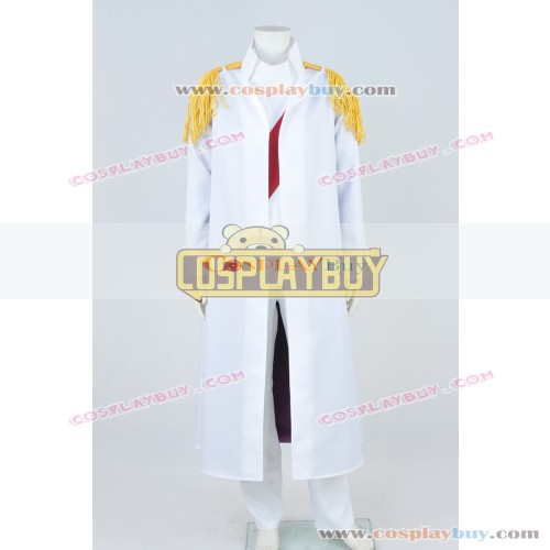 One Piece Cosplay Warring States Buddha Costume