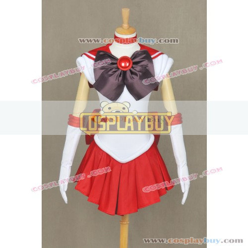 Sailor Moon Cosplay Sailor Mars Uniform