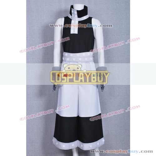 Soul Eater Cosplay Black Star Costume