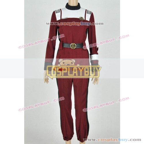 Star Trek II 2 The Wrath Of Khan Trainees Uniform