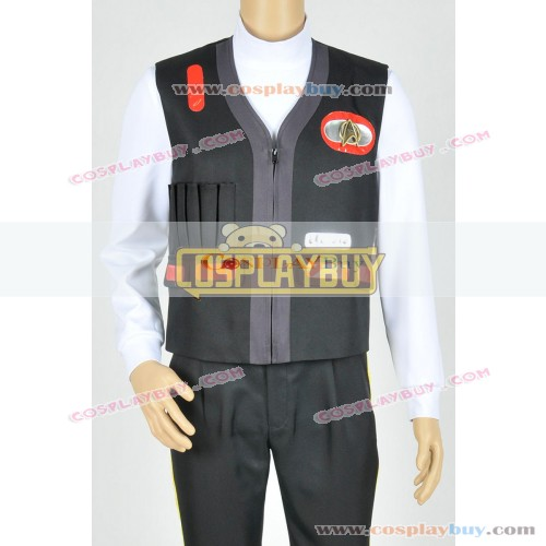 Star Trek Scotty Costume Vest