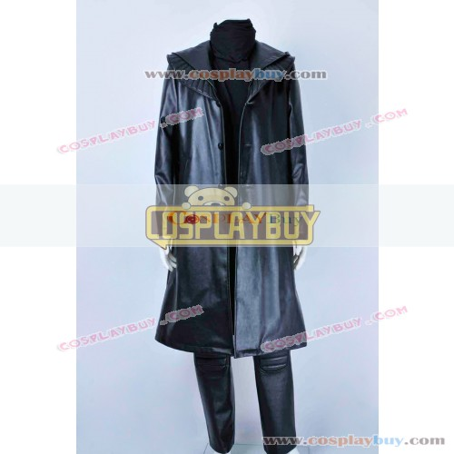Star Trek Khan Noonien Singh Trench Coat
