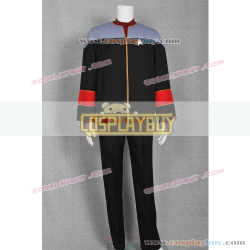 Star Trek Nemesis Admiral's Uniform