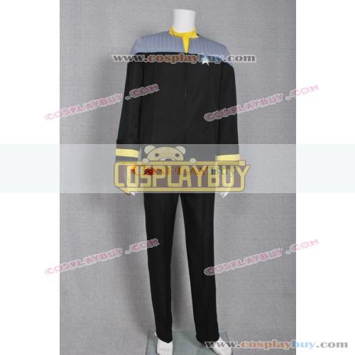 Star Trek Nemesis Engineering Uniform