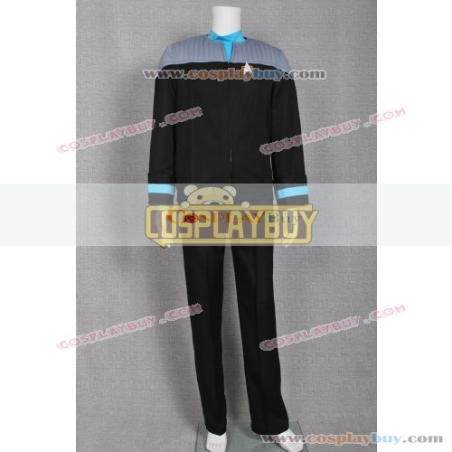 Star Trek Nemesis Medical Science Teal Uniform