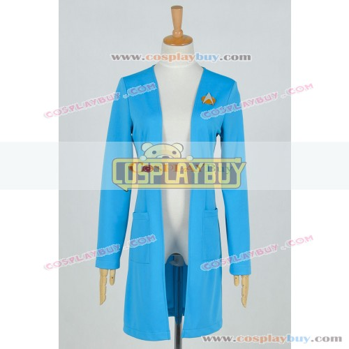 Star Trek TNG Beverly Crusher Coat