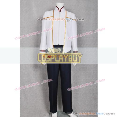 Star Trek Insurrection Nemesis White Mess Uniform