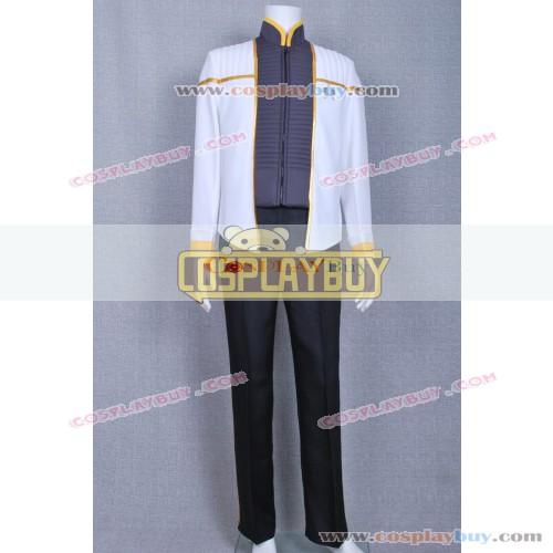 Star Trek Insurrection Nemesis White Uniform
