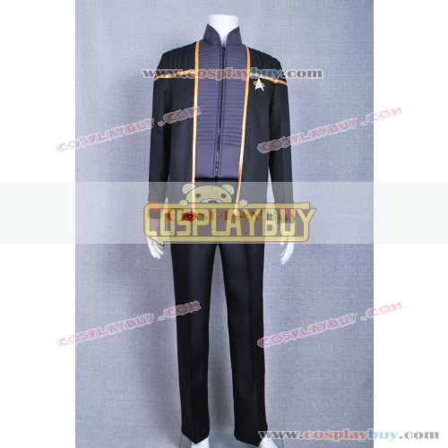 Star Trek TNG Maquis Forces International Uniform
