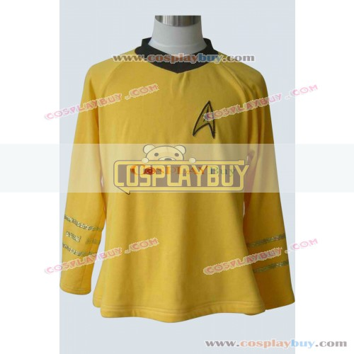 Star Trek TOS James T. Kirk Uniform Shirt