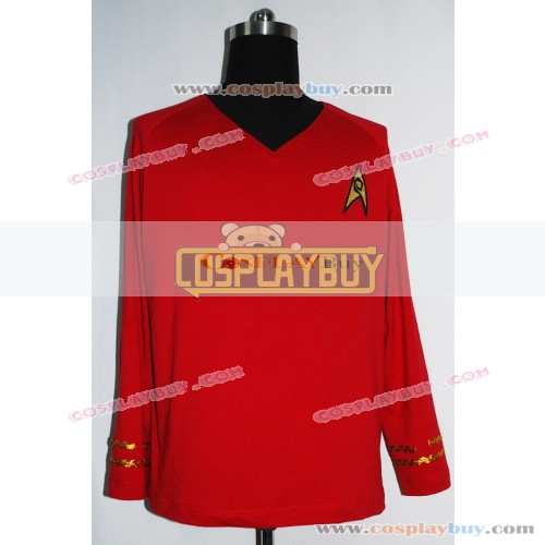 Star Trek TOS Engineering Uniform Shirt