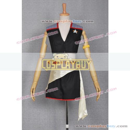 Star Trek Mirror Mirror Female Uniform