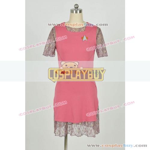 Star Trek: Voyager Costume Kes Lace Dress