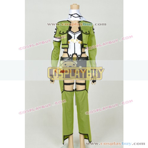 Sword Art Online Ⅱ 2 Cosplay Shino Asada Uniform