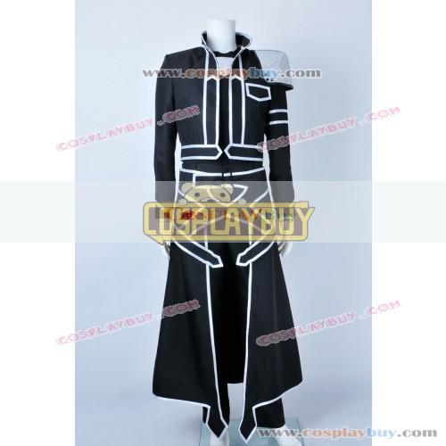 Sword Art Online Cosplay Kazuto Kirigaya Uniform
