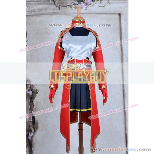Sword Art Online Cosplay Silica Costume