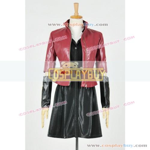 The Avengers 2 Wanda Maximoff Uniform
