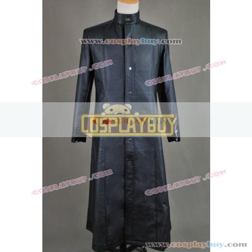 The Avengers Costume Nick Fury Trench Coat