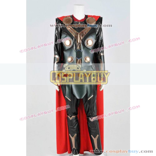 Thor Costume Thor Odinson Uniform