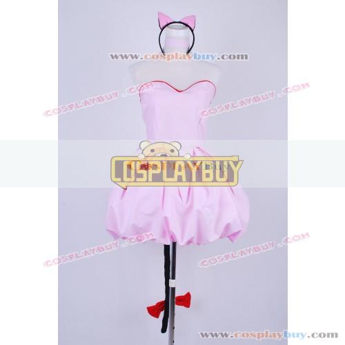 Tokyo Mew Mew Cosplay Ichigo Momomiya Dress