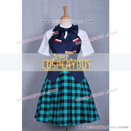 Uta no Prince-sama Cosplay Haruka Nanami Summer Uniform