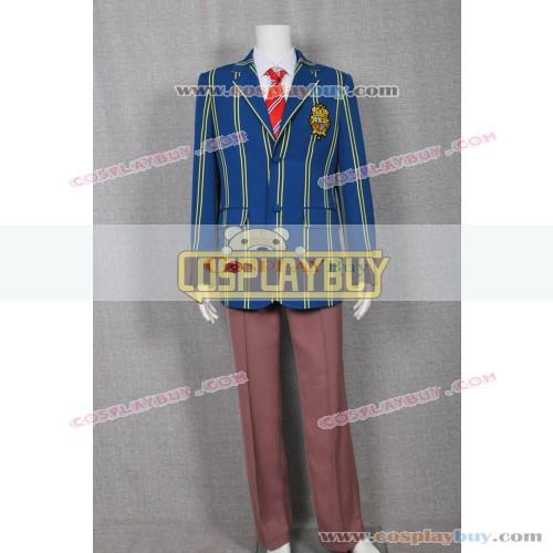 Uta no Prince-sama Cosplay Saotome Uniform
