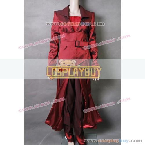 X-Men Jean Red Dress Uniform