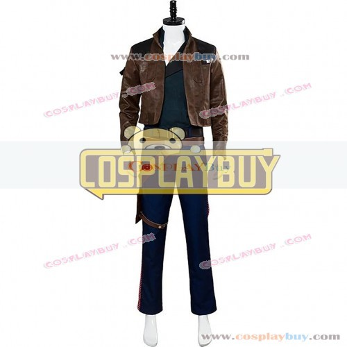 Cosplay Costume From Star Wars Han Solo