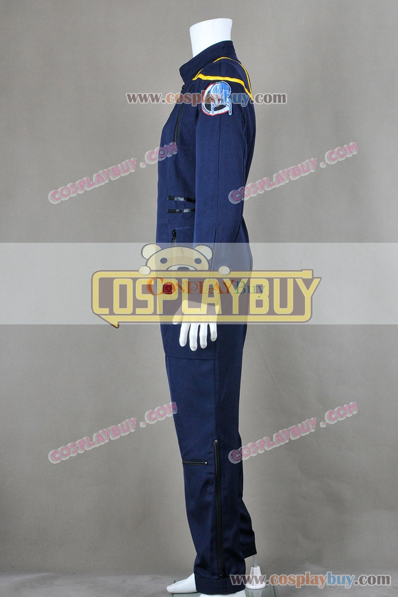 Costume strip startrek