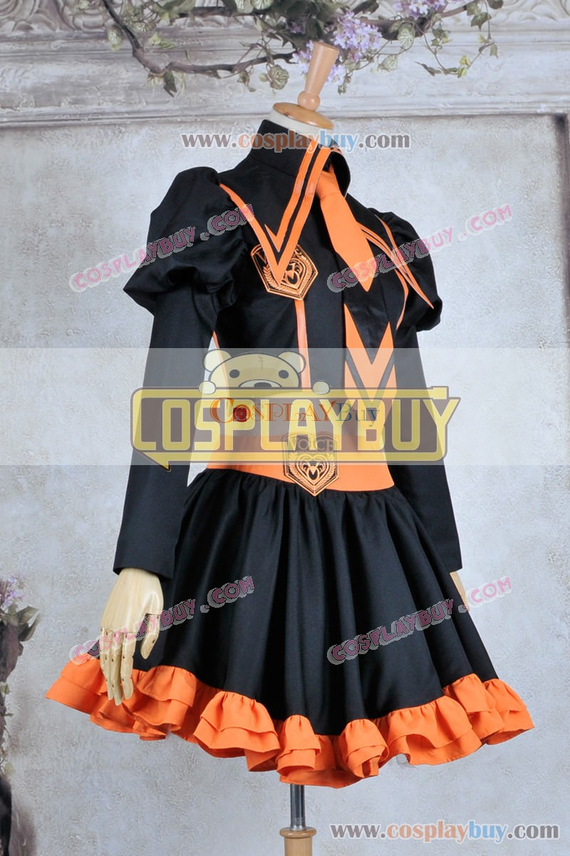 Vocaloid 2 Love Philosophia Cosplay Kagamine Rin Dress