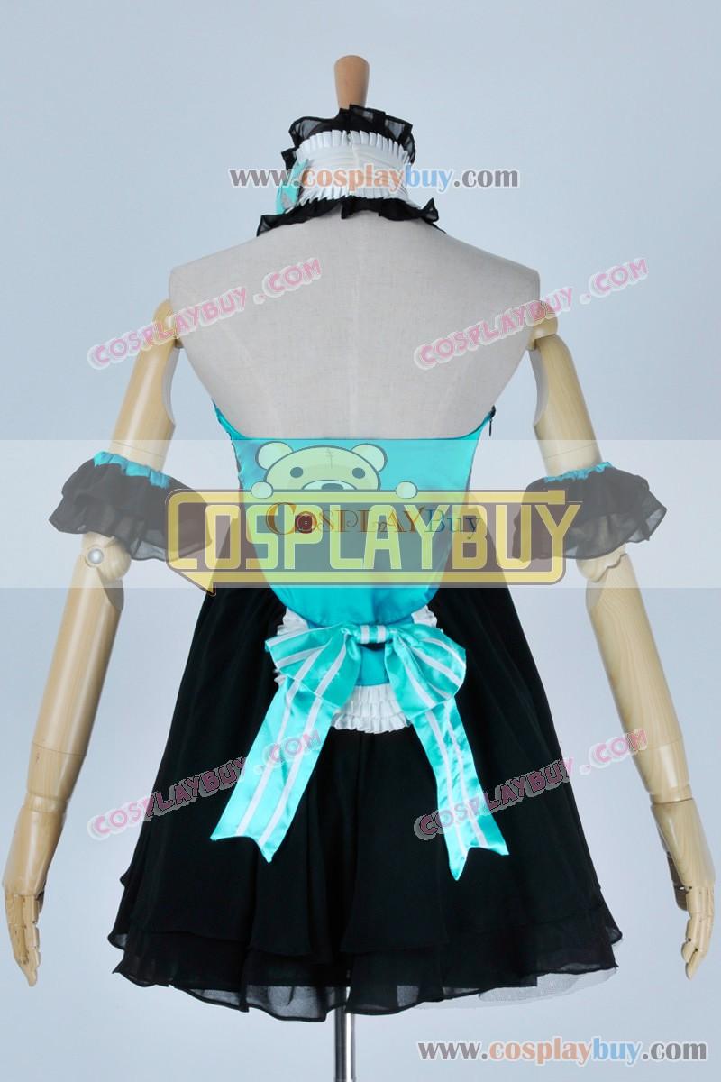 Vocaloid 2 Cosplay Hatsune Miku Angel Dress