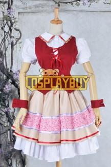 AKB0048 Cosplay Nagisa Motomiya Costume