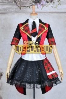 AKB0048 Cosplay Sayaka Akimoto Costume With Tie