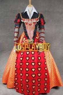 Alice In Wonderland Red Queen Dress