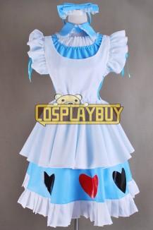 Alice In Wonderland Maid Dress