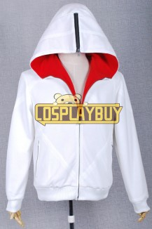 Assassins Creed Cosplay Desmond Miles White Jacket