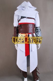 Assassin's Creed Cosplay Altair ibn-La'Ahad Outfits