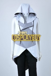 Assassins Creed III Cosplay Connor Jacket Hoodie