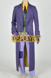 Batman Arkham Origins Blackgate The Joker Trench Coat