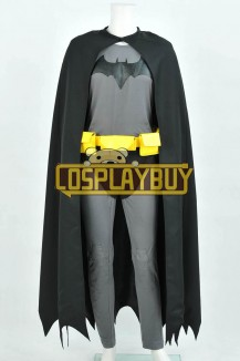Batman The Dark Knight Costume Bruce Wayne Jumpsuit