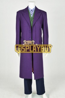 Batman The Joker Costume Full Set
