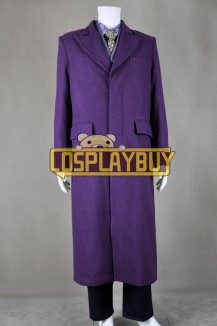 Batman Costume The Joker Coat Full Set