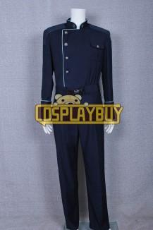 Battlestar Costme Galactica Commander Officer Uniform