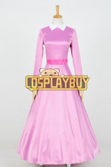 Beauty And The Beast Belle Dress Pink