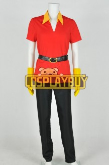 Beauty And The Beast Cosplay Gaston Uniform