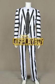 Beetlejuice Costume Betelgeuse Suit