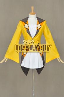 Black Bullet Cosplay Enju Aihara Uniform