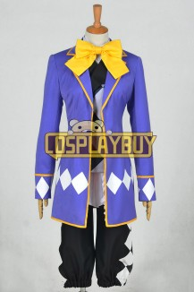 Kuroshitsuji: Book Of Circus Cosplay Noah's Ark Circus Joker Costume